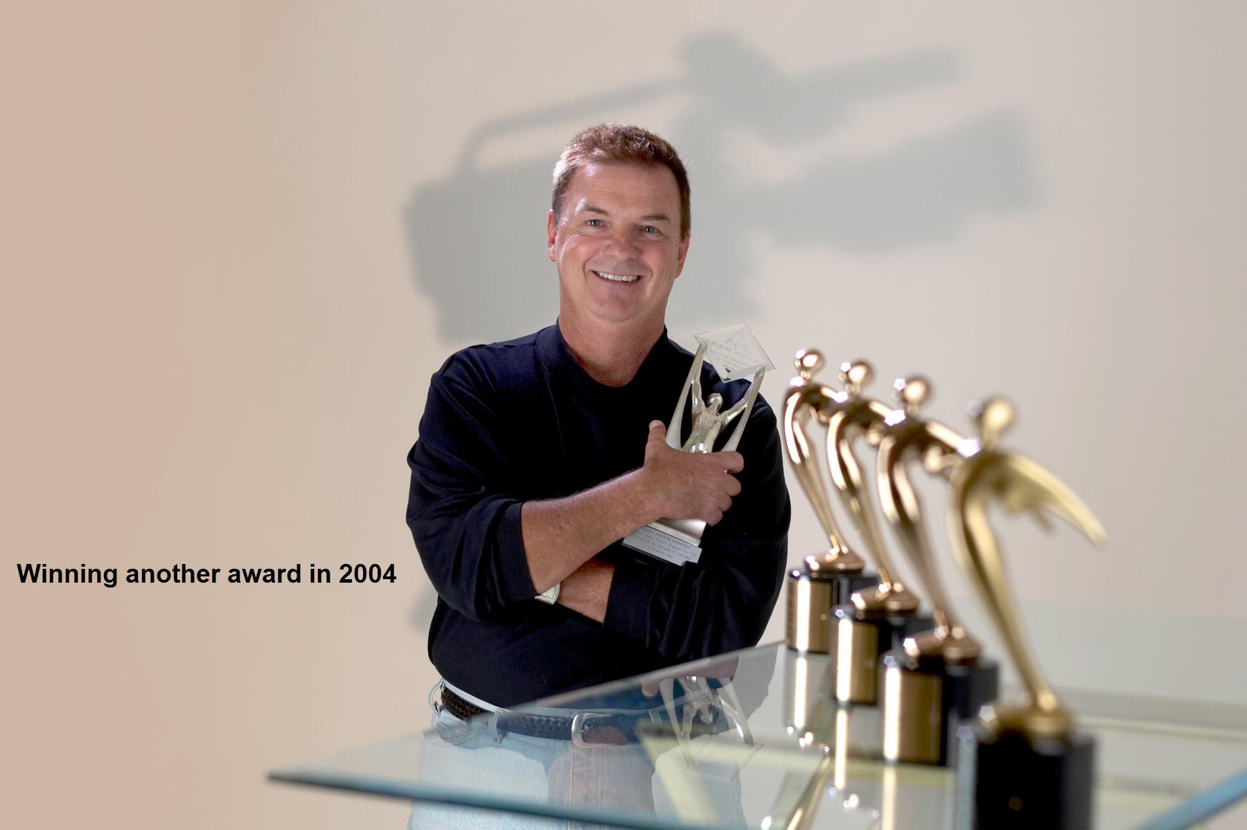 Corporate Video Production Awards   Ron Strobel