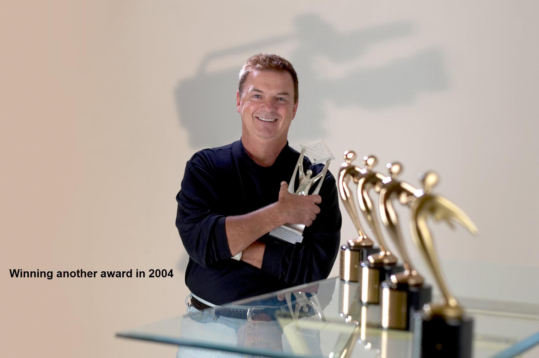 Corporate Video Production Awards | Ron Strobel