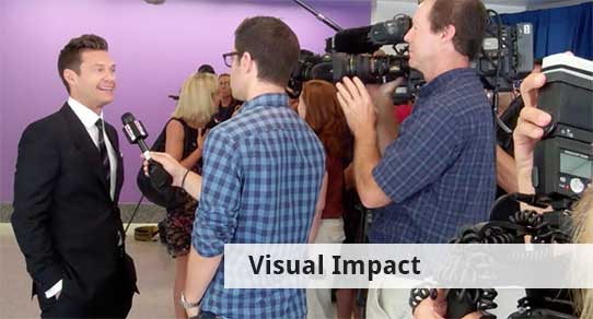 Corporate Video Production Visual Impact