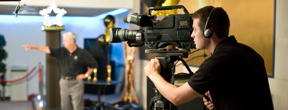 Corporate Video Camera Crew