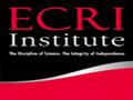 Video Production ECRI Institute Discipline of Science