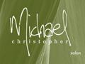 Video Production Michael Christopher Salon