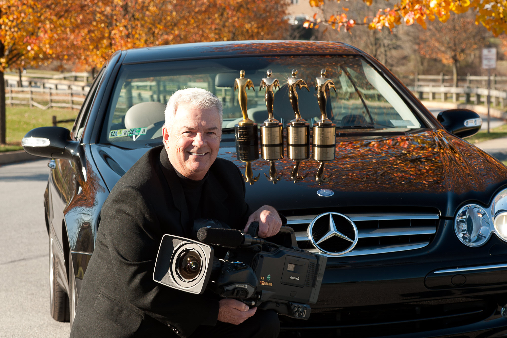 Corporate Video Production Ron Strobel Telly Awards