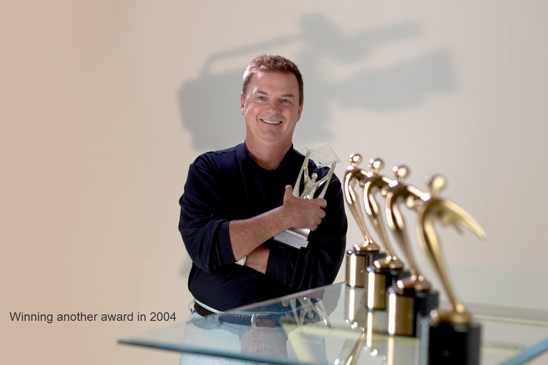 Corporate Video Production   Ron Strobel Telly Awards 2004
