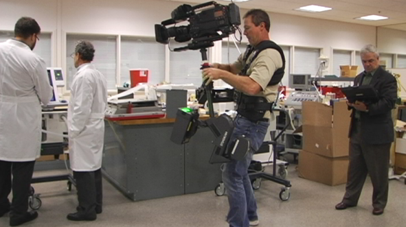 Corporate Video Shoot