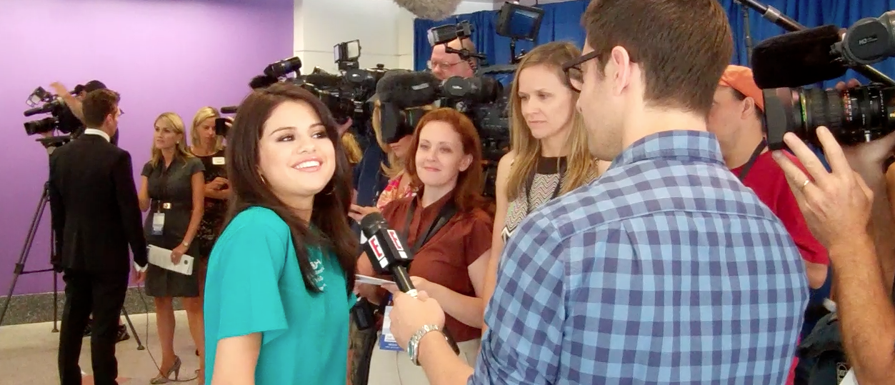 Corporate Video Production   Interview with Selena Gomez