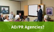 AD/PR Agencies?