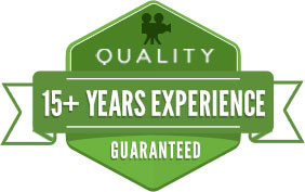 Quality 15+ Years Experience Guaranteed