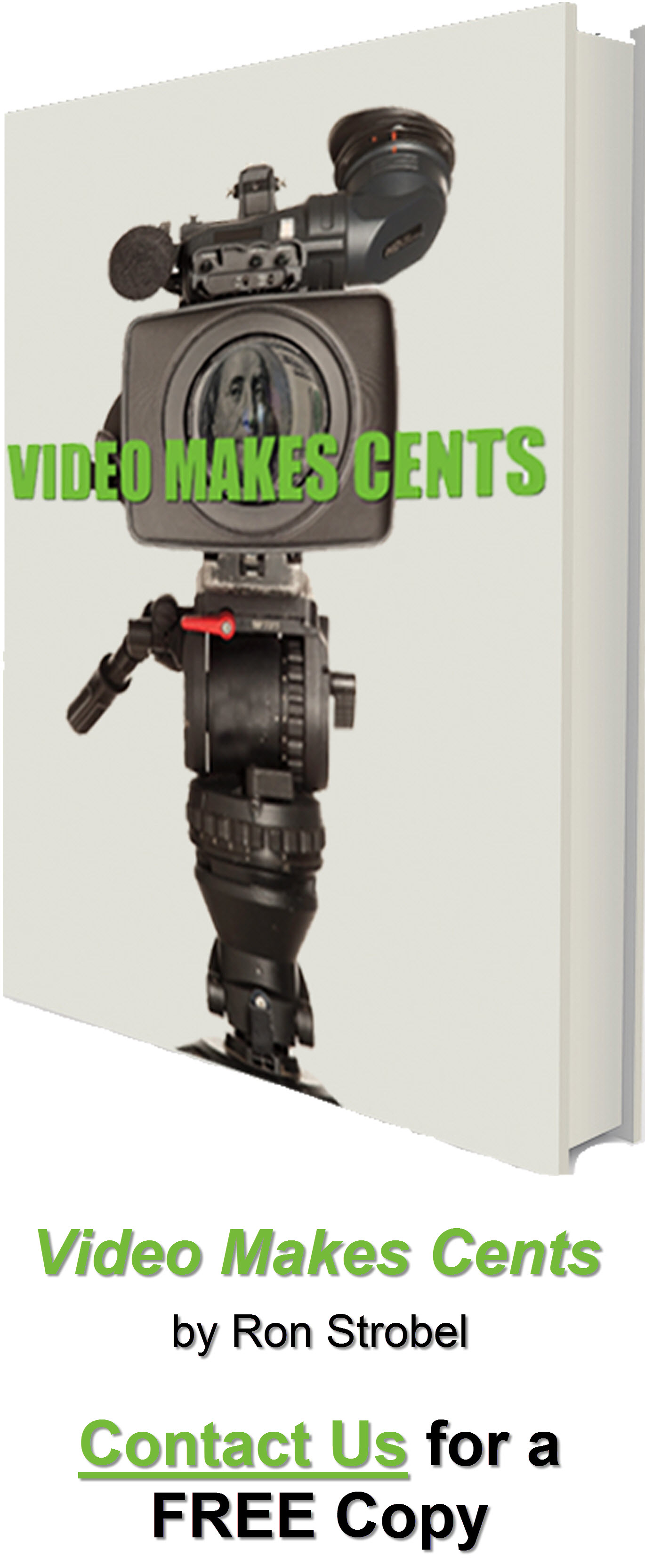 Corporate Video Production | Video Makes Cents Book
