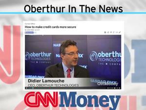Trade Show Video Oberthur